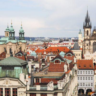 Around The World: 4 Days in Prague