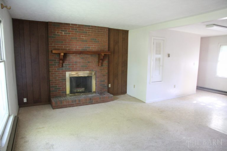 Remodeling Our Brick Ranch: The Before