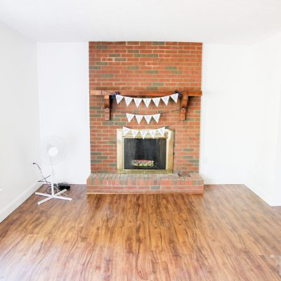 Remodeling Our Brick Ranch: Flooring, Fixtures and Tile