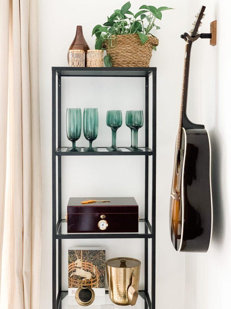 5 Shelf Styling Tips + Inspiration