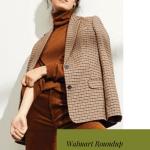 Walmart Fall Capsule Wardrobe Roundup. Winter capsule wardrobe. Free Assembly. Time and Tru. Fall Fashion. Rust colored pants. Fall sweaters. Fashion inspo. #walmart #fallcapsulewardrobe #fallfashion #walmartfinds #walmartfashion