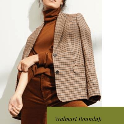 Fall Walmart Fashion Roundup