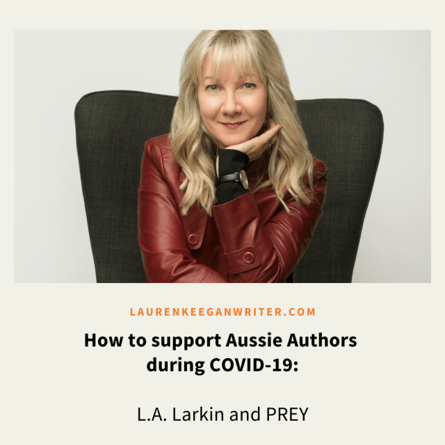 L.A. Larkin interview