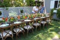 Plan an Outdoor Garden Party   laurenkellydesigns