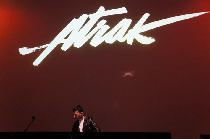 The Jack Daniel's Hotel DJ Atrak