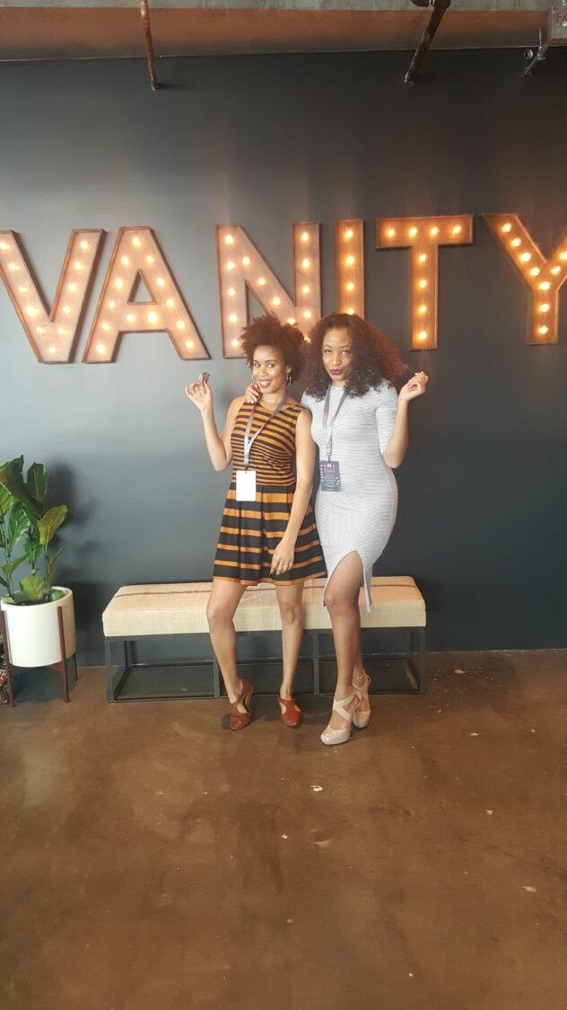 vanity fair social club; Lauren Koontz; Kiwi the beauty