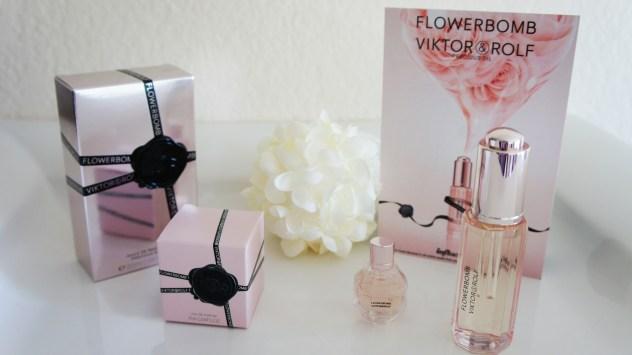 Flowerbomb; Influenster