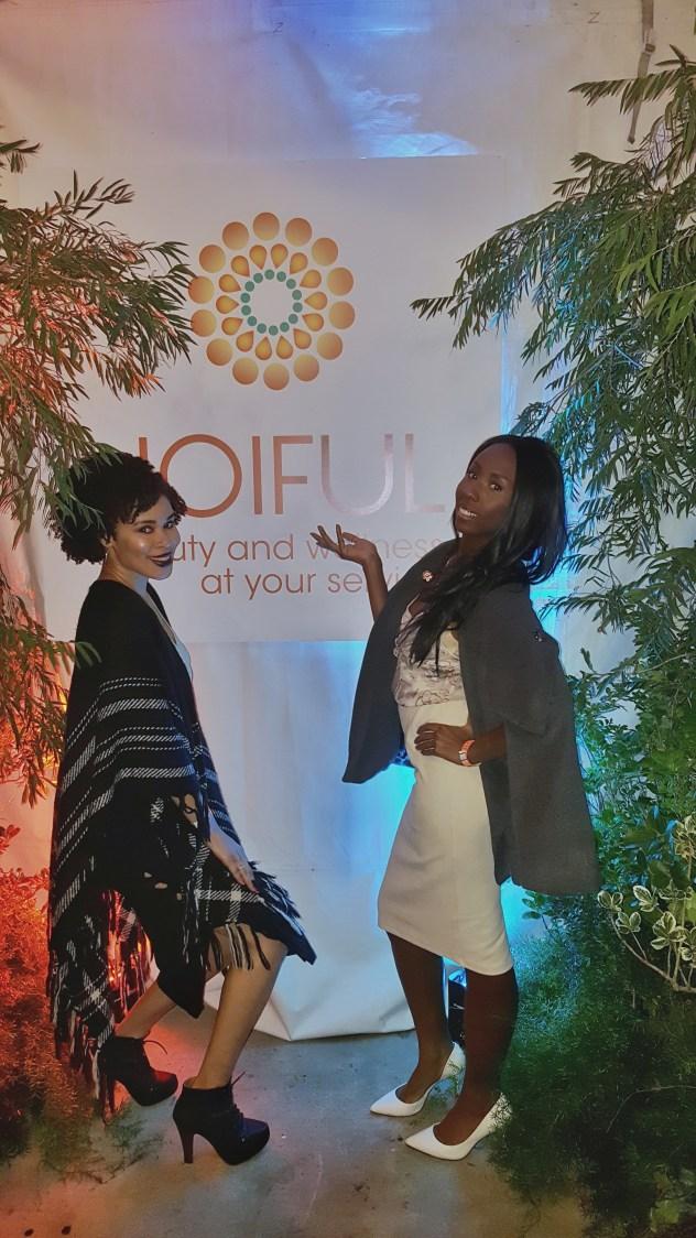 Joiful App Launch Party Lauren Koontz AmberSocialLA