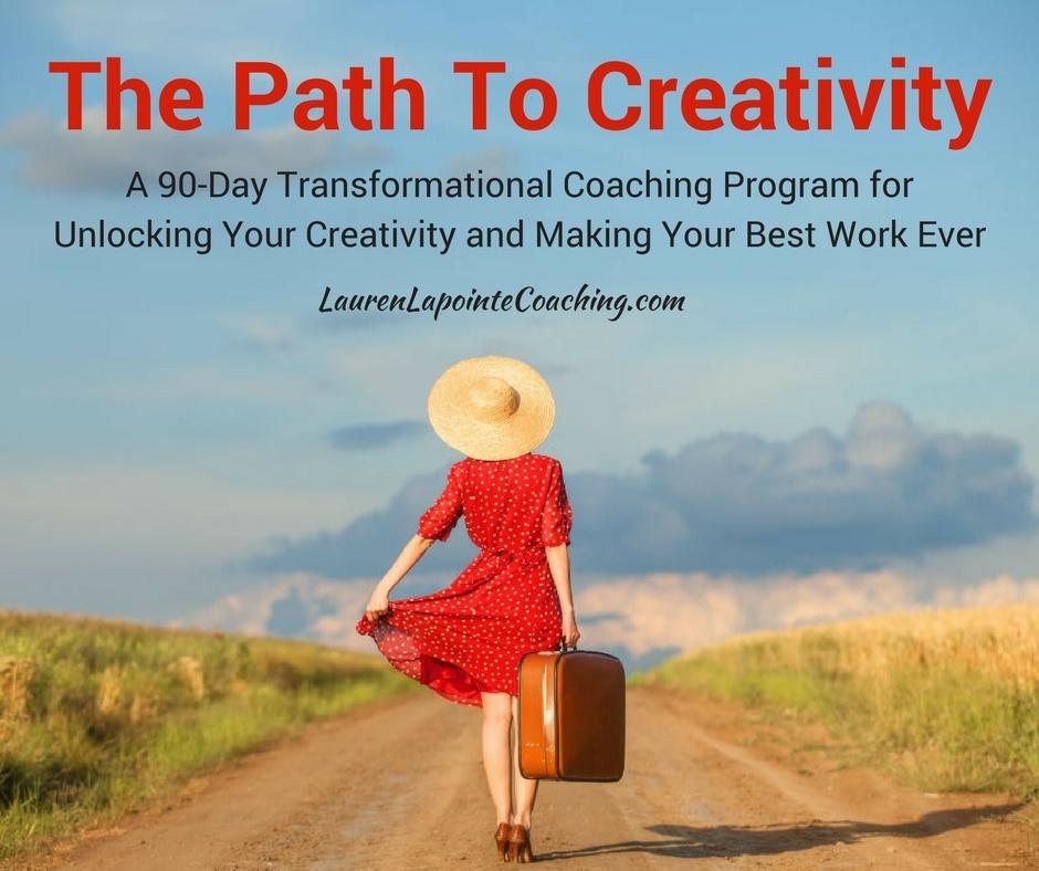 The-Path To-Creativity-Coaching-Program