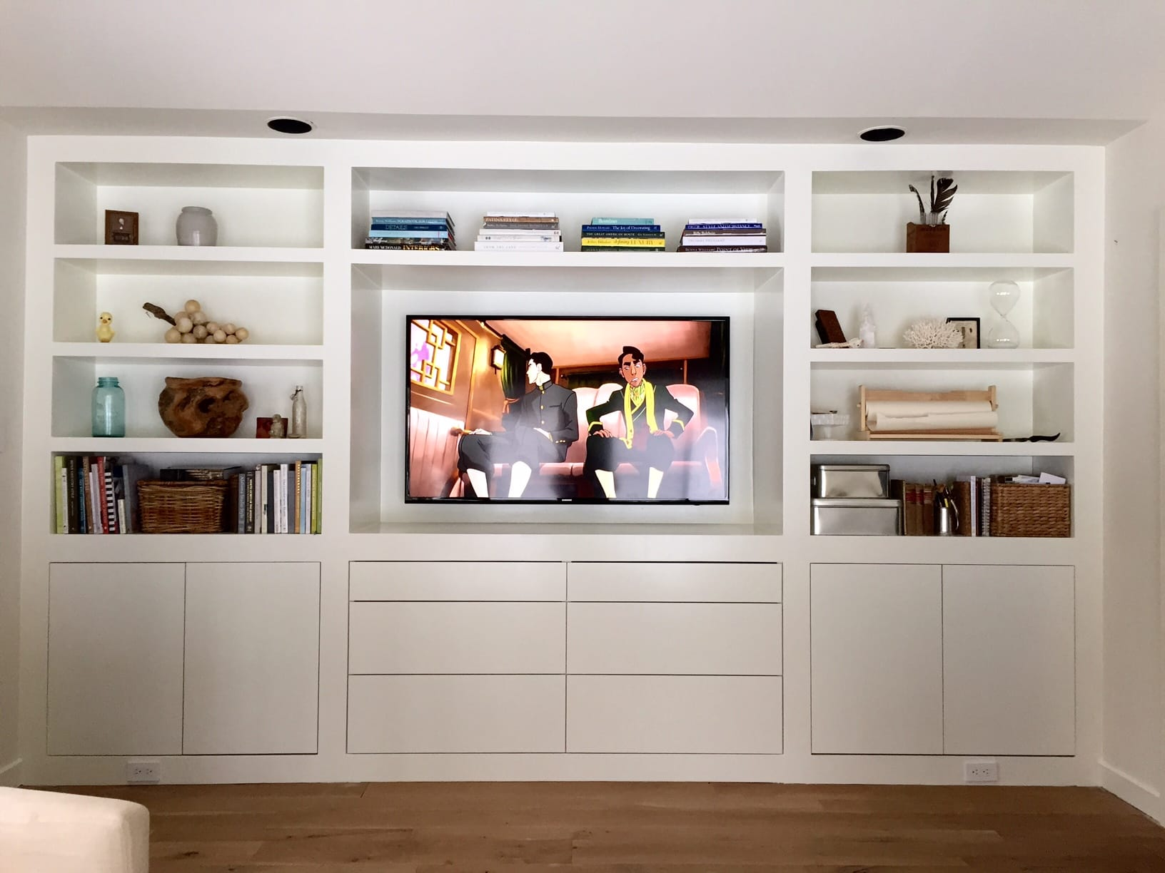 The Room Of Requirement Built-ins