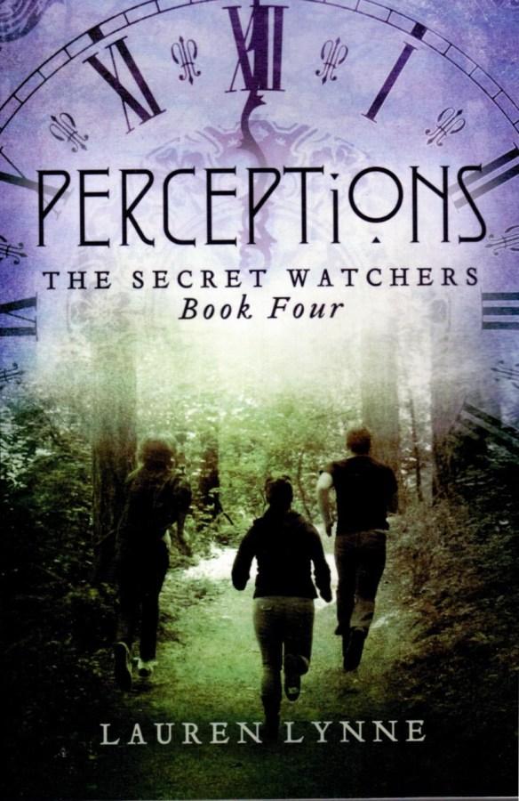 Perceptions book four of The Secret Watchers