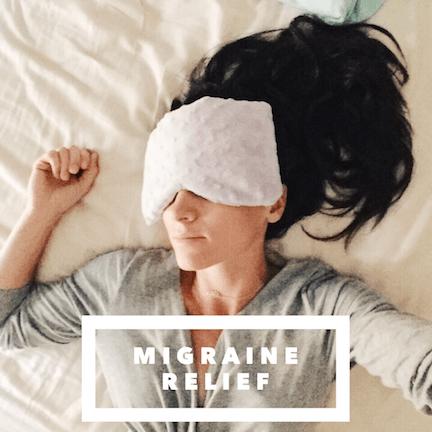 Migraine Relief by Lauren Majewski