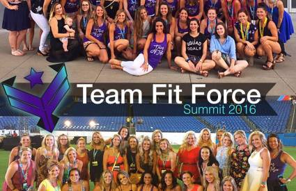 Our Amazing Team Fit Force Crew!!