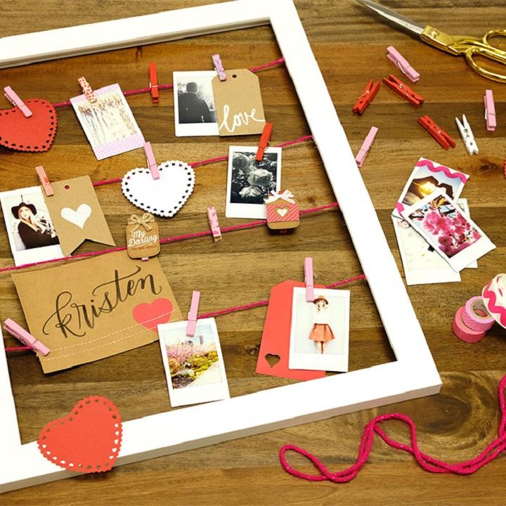 Home Diy Valentine S Day Craft At Fujifilm In Nyc Lauren Mcbride
