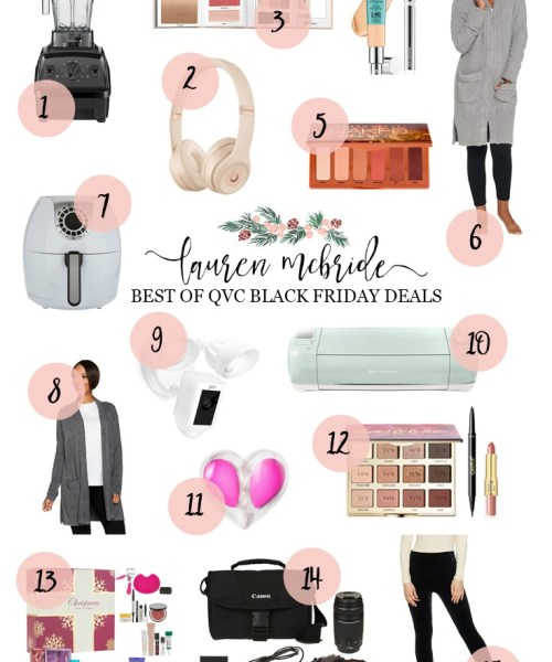Best of QVC Black Friday Deals