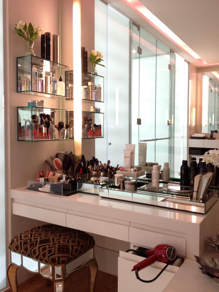 7 Creative Ways to Store Your Cosmetics  Lauren Messiah