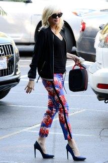 Gwen Stefani Pregnancy Style