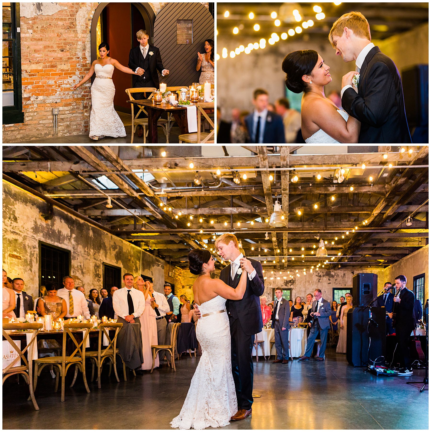 Mt Washington Mill Dye House Wedding  Baltimore