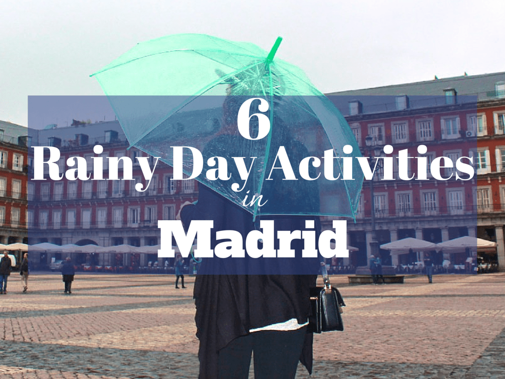 Rainy Day Madrid