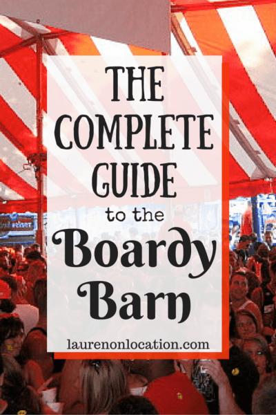 Boardy Barn