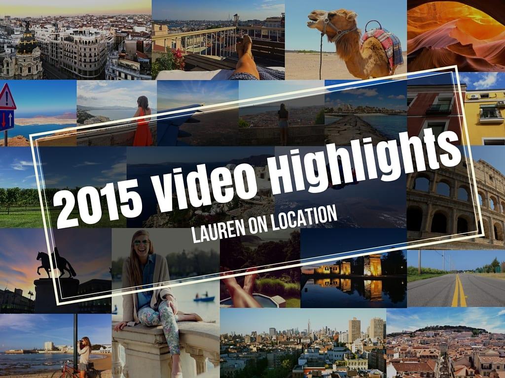 2015 Video Highlights
