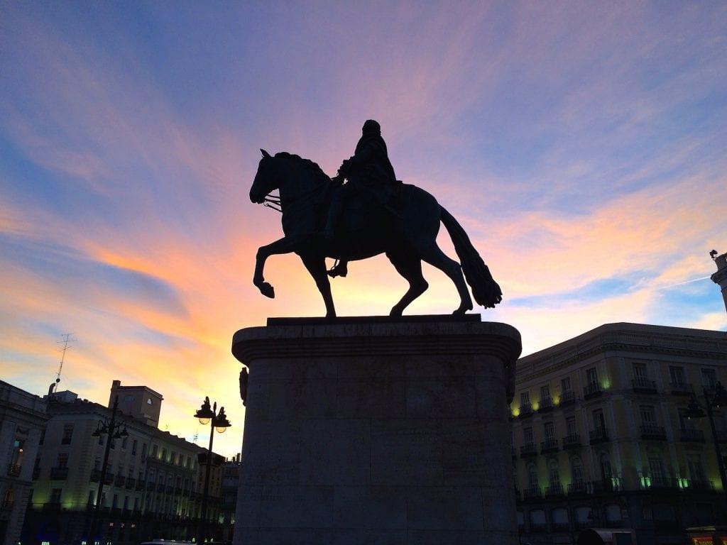 5 March Madrid