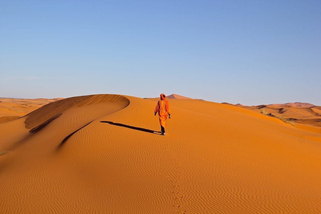 6 March Sahara