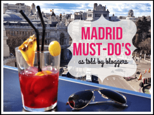 Madrid Must-Do's