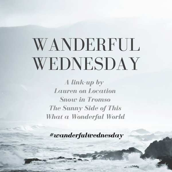 Image result for 'wanderful wednesday logo