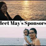Meet my May Sponsors