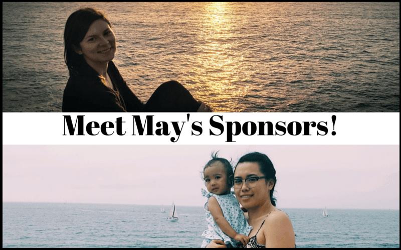 Meet May's Sponsors!