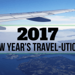 2017 New Year's Travel-utions