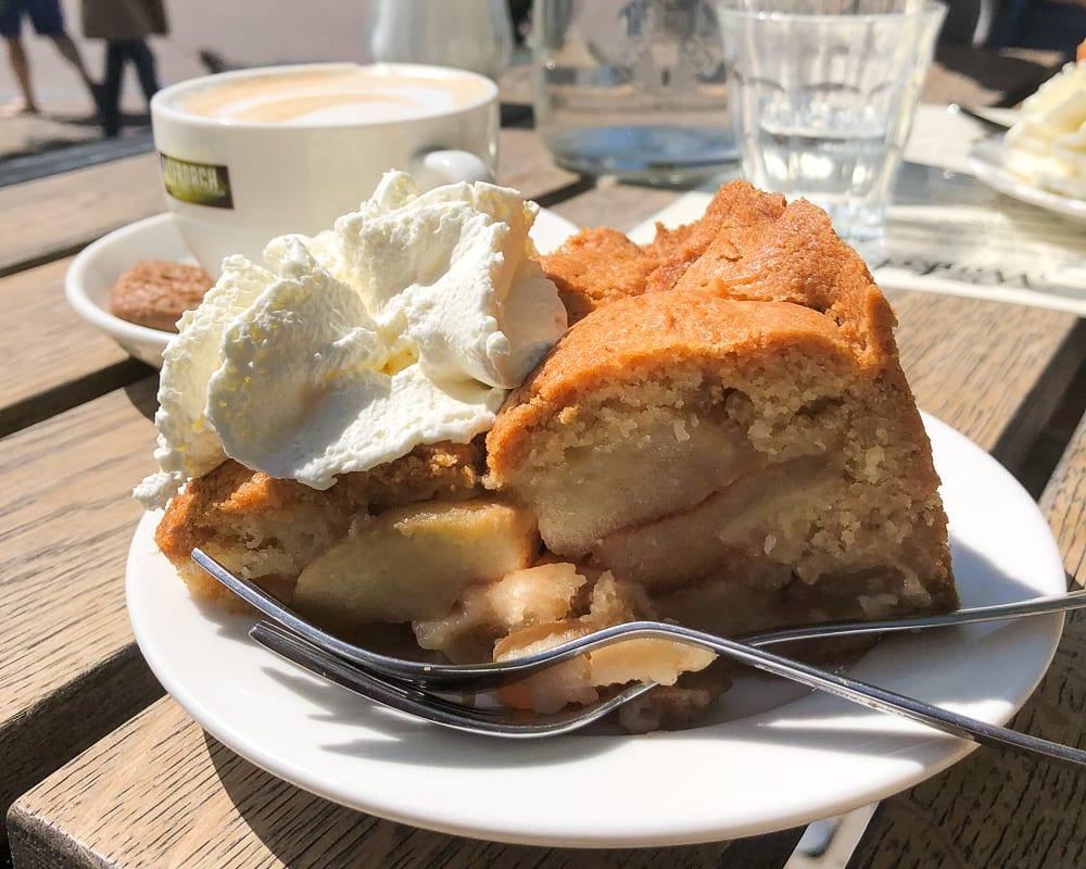 Winkel 43 Apple Pie in Amsterdam