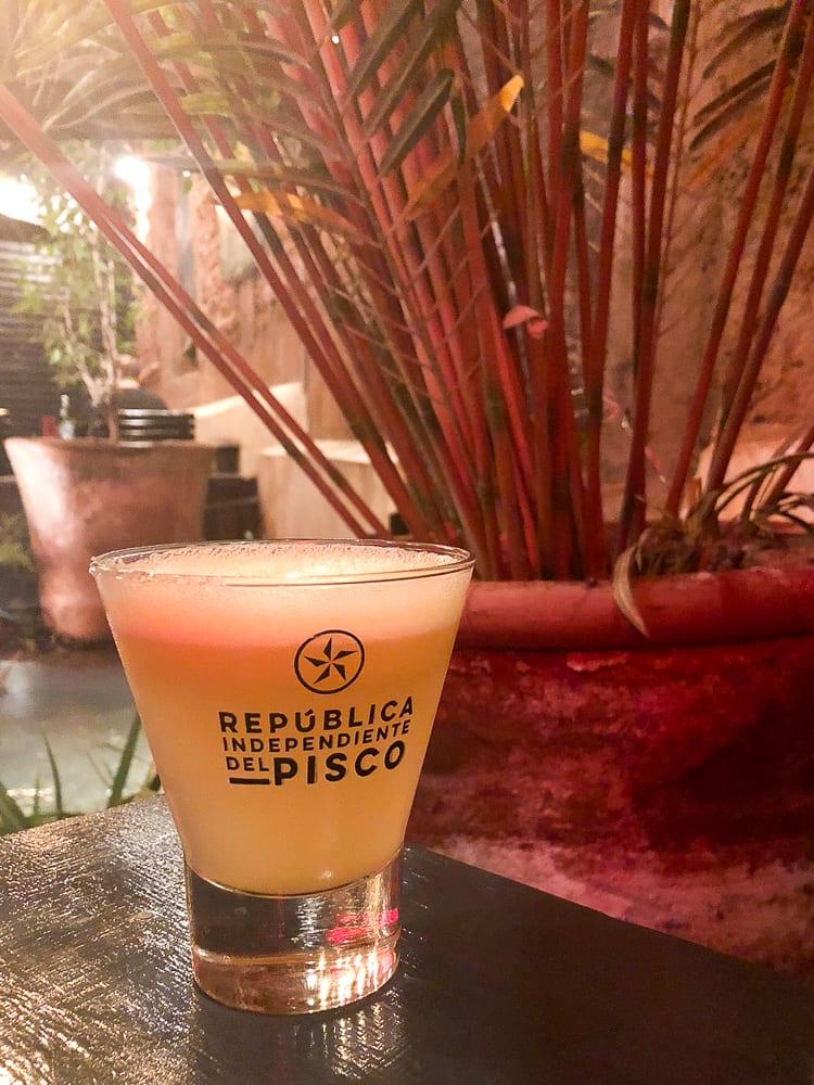 Chipe Libre Restaurant Santiago