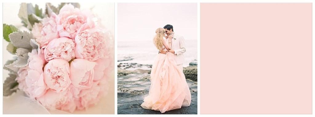 blush inspiration board