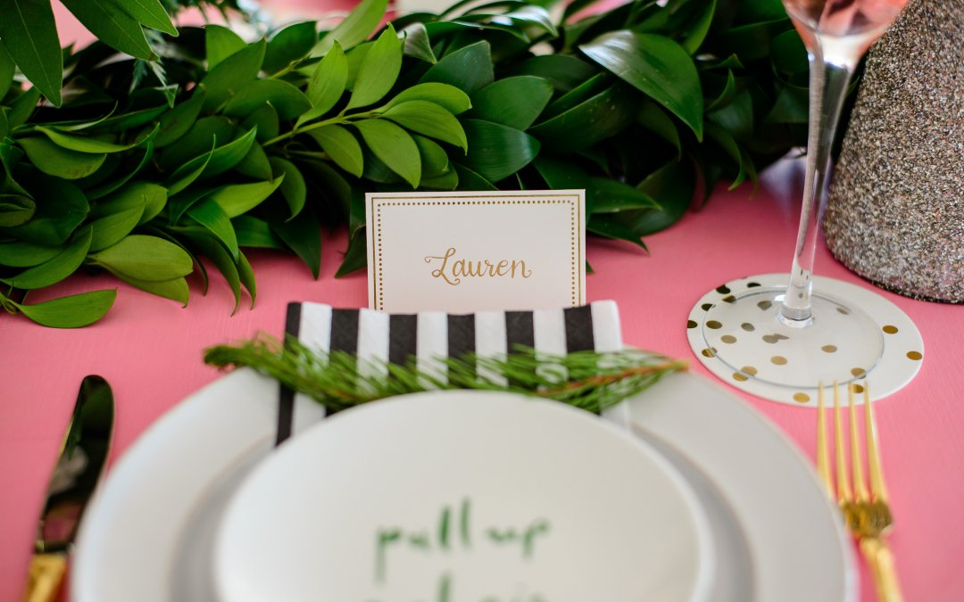 Wedding Day Details To Make Your Guests Swoon