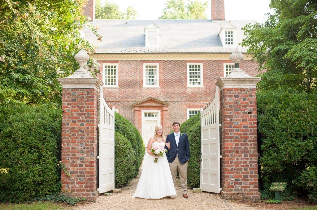 View More: http://michellereneephotography.pass.us/berkeley-plantation-wedding-lauren-and-derek-engagements-final