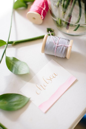 pink-watercolor-gold-calligraphy-place-card-1