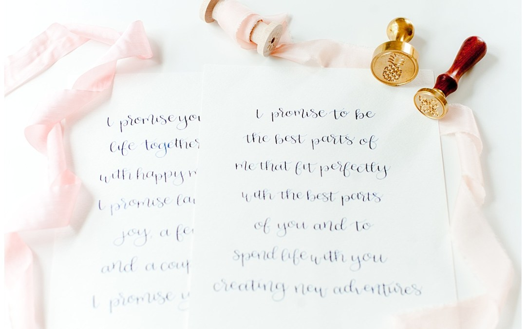 5 Characteristics to Consider When Choosing Paper for your Calligraphy Project