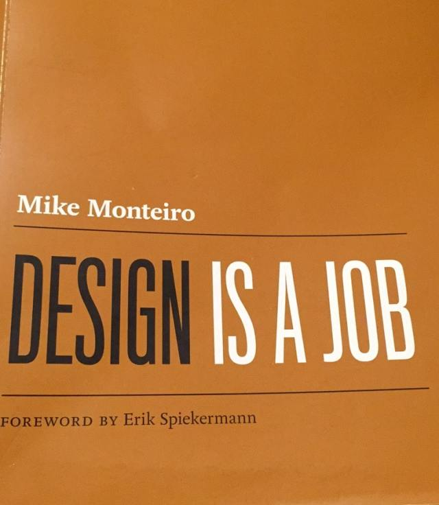 Design is a Job