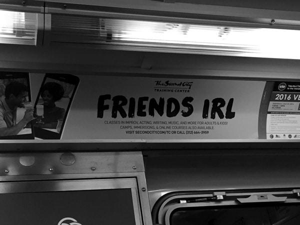 Friends IRL