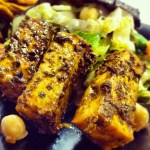 Vegan Chipotle Lime Tofu