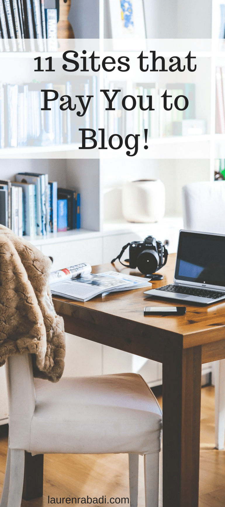 11 Sites that Pay You to Blog! (1)