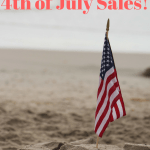 Can't Miss July 4th Sales!
