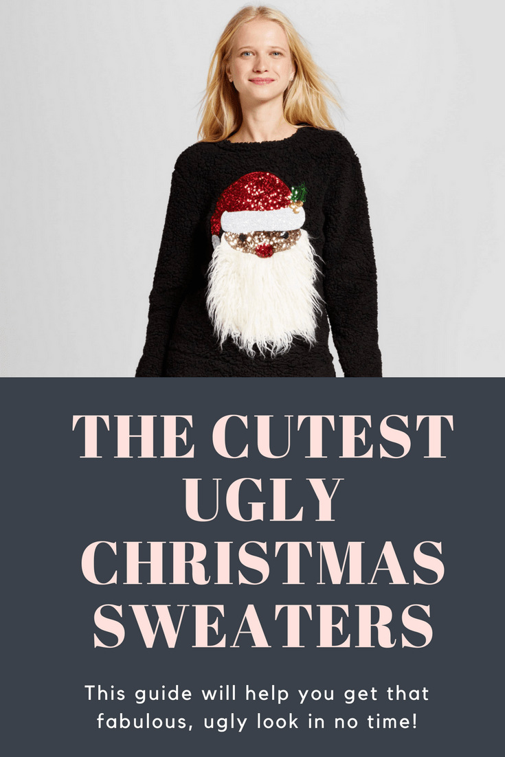 The Cutest Ugly Christmas Sweaters - Let\'s Do Keto Together!