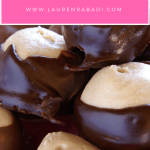 Keto Buckeyes (Chocolate and Peanut Butter Fat Bomb Candy)