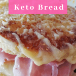 The BEST 90 Second Keto Bread You Will Ever Eat