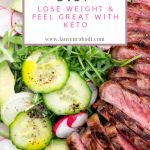The Ultimate Menopause Diet: Lose Weight & Feel Great with Keto