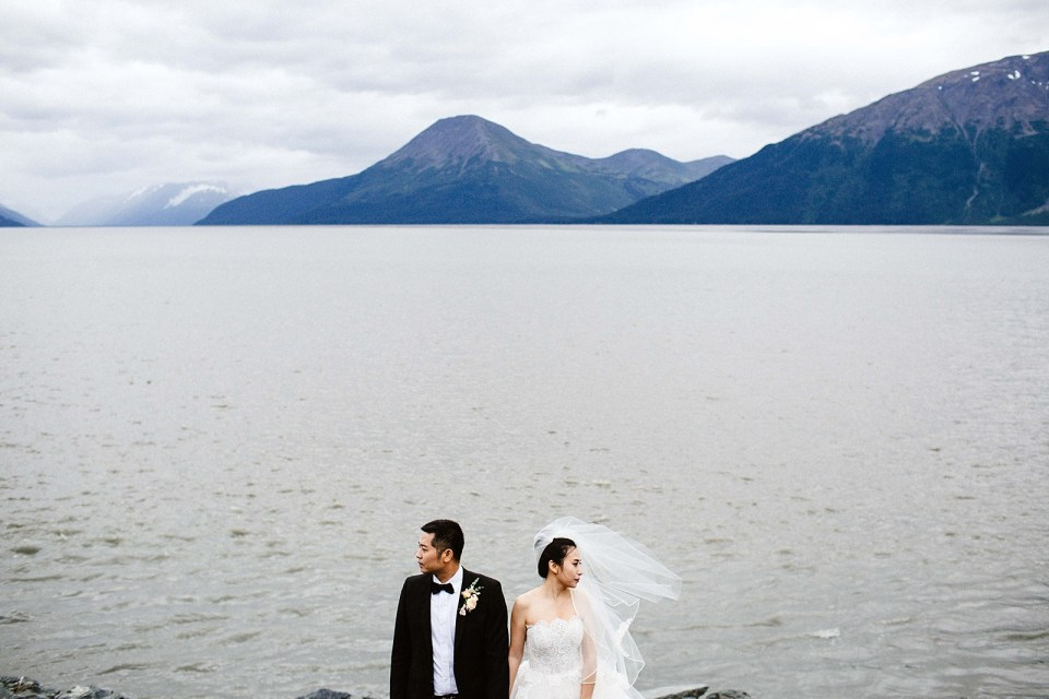 Echo & Ross / Raven Glacier Lodge Wedding Video