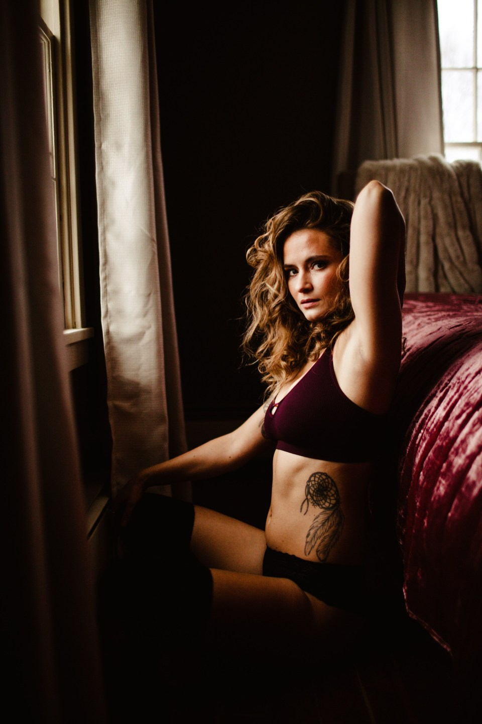 lauren roberts anchorage boudoir photographer